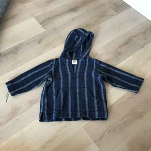 Old Navy Boys Hooded Pull Over - Size 18-24 Months